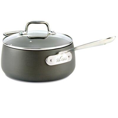 Saucepan with Lid Size: 3.5 Qt. E7852464