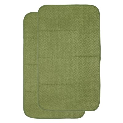 Dish Drying Mat Finish: Sage