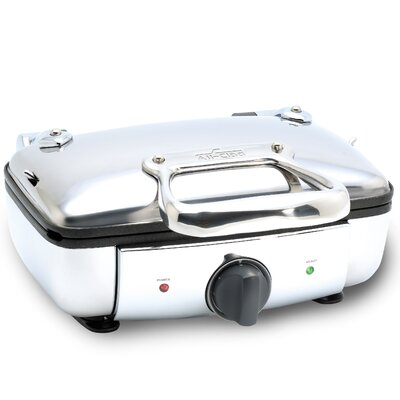 Electrics 2 Slice Belgian Waffle Maker 8400000927