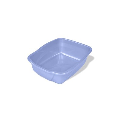 Cat Litter Pan Size: Small (14 x 10 x 3.5)