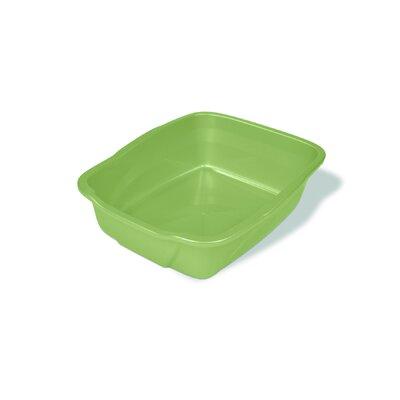 Cat Litter Pan Size: Medium (16 x 12 x 4)