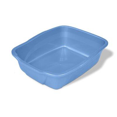 Cat Litter Pan (Set of 2) Size: Giant (22 x 16 x 6.5)