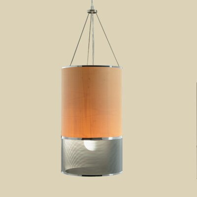 Ghembe Pendant Finish: Maple Wood