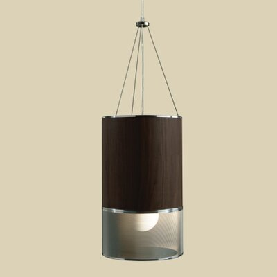 Ghembe Pendant Finish: Wenge Wood