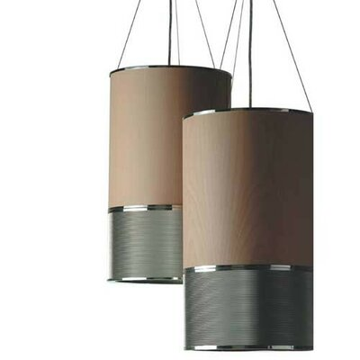 Ghembe Pendant Finish: Walnut