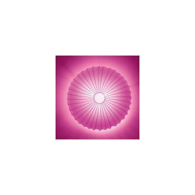 Muse 1-Light Inverted Pendant Finish: Fuchsia