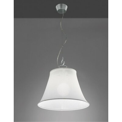 Sunshade 1-Light Pendant Shade Color: White