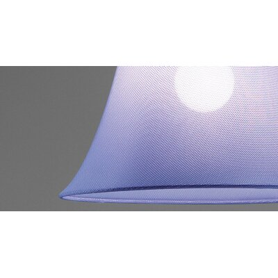 Sunshade 1-Light Off-Center Pendant Shade Color: Lilac