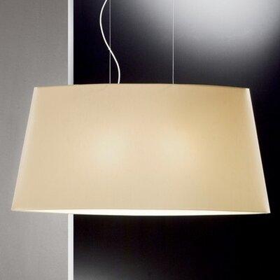 Slight 2-Light Drum Pendant