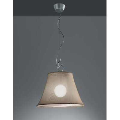 Sunshade 1-Light Pendant Shade Color: Sand