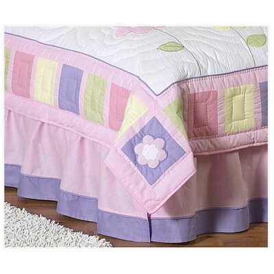 Butterfly Queen Bed Skirt