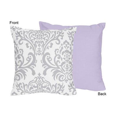 Elizabeth Cotton Throw Pillow