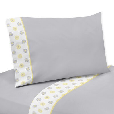 Mod Garden Sheet Set Size: Twin