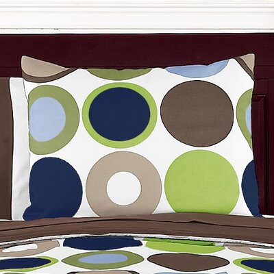 Designer Dot Pillow Sham