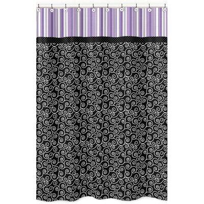 Kaylee Cotton Shower Curtain