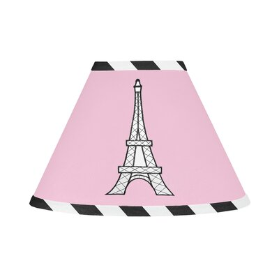 Paris 10 Brushed Microfiber Empire Lamp Shade