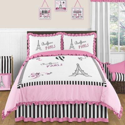Paris 3 Piece Comforter Set
