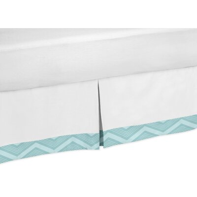 Balloon Buddies 200 Thread Count Bed Skirt Size: Toddler