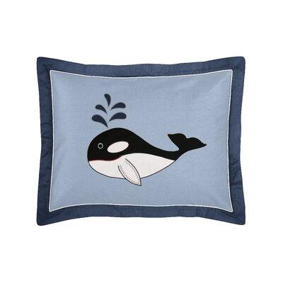 Ocean Standard Pillow Sham