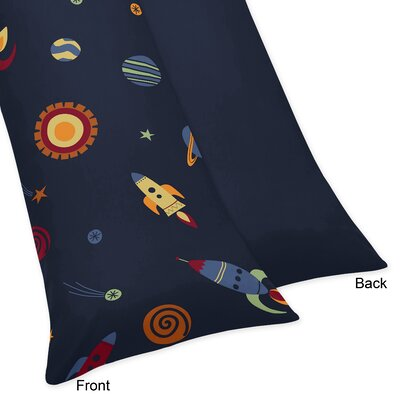 Space Galaxy Body Pillow Case