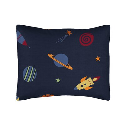Space Galaxy Standard Pillow Sham