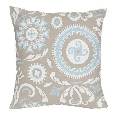 Hayden Cotton Throw Pillow
