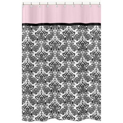 Sophia Cotton Shower Curtain