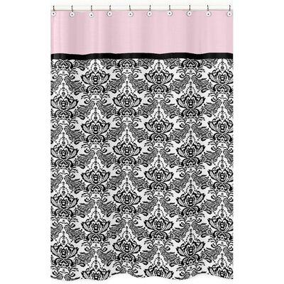 Sophia Cotton Shower Curtain