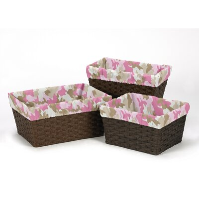 CamoBasket Liners Color: Pink