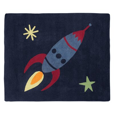 Space Galaxy Area Rug