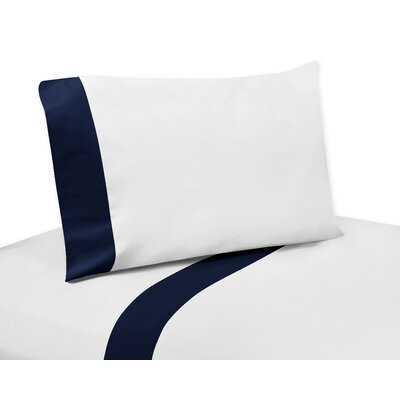 Anchors Away Cotton Sheet Set Size: Twin