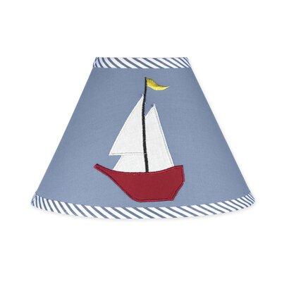 Come Sail Away 10 Latex Free Empire Lamp Shade
