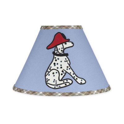 Frankies Firetruck 10 Latex Free Empire Lamp Shade