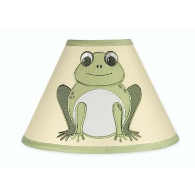 Leap Frog 10 Cotton Empire Lamp Shade