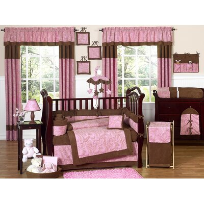 Buy low price sweet jojo designs sweet pink and brown for Brown and pink bedroom ideas for a girl