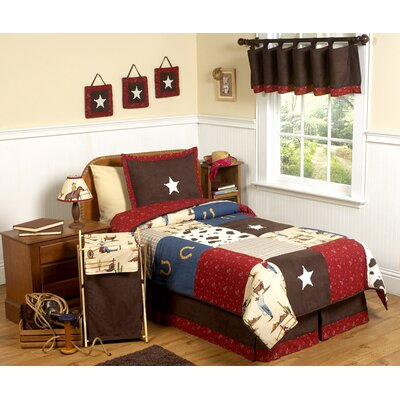 Wild West Cowboy Kid Bedding Collection