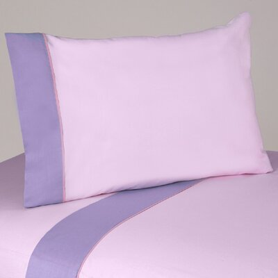 Butterfly 4 Piece 100% Cotton Sheet Set Size: Twin