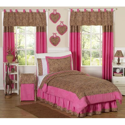 Camping Bedding  on Jojo Designs Cheetah Pink Kid Bedding Collection   Cheetahpink