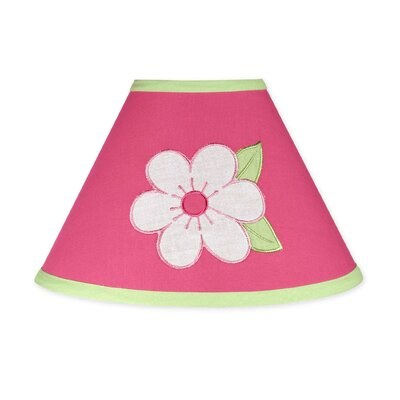 Flower 10 Cotton Empire Lamp Shade