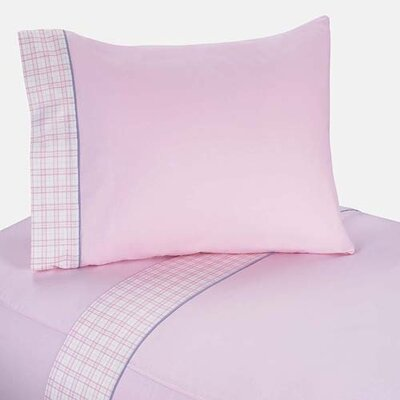 Pony 4 Piece 100% Cotton Sheet Set Size: Queen