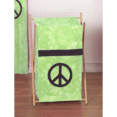Sweet Jojo Designs Peace Laundry Hamper at Sears.com