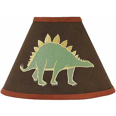 Dinosaur Land 10 Faux leather Empire Lamp Shade