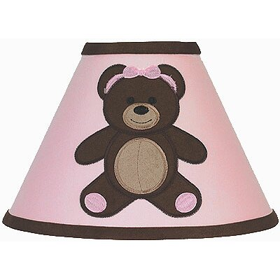Collectible Teddy Bears Teddy Bear Pink Lamp Shade