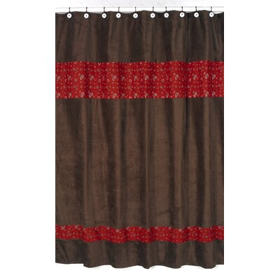 Wild West Cowboy Shower Curtain