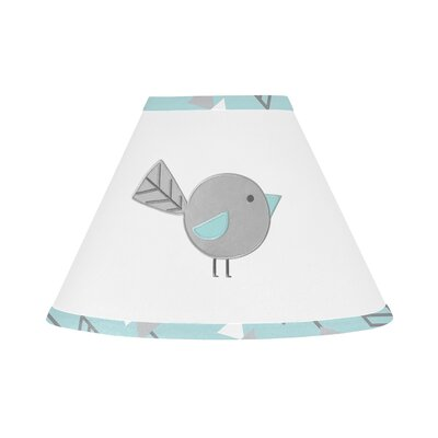 Earth and Sky 4 Cotton Empire Lamp Shade