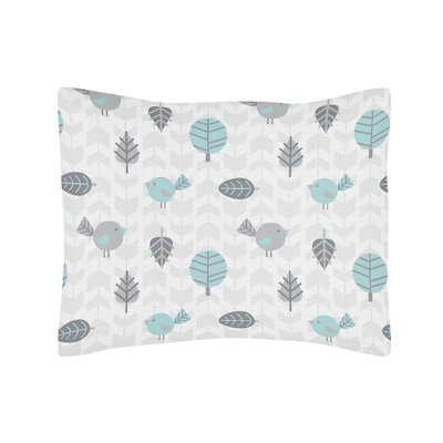 Earth and Sky Standard Pillow Sham