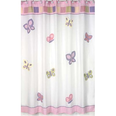 Buy Low Price Sweet JoJo Designs Butterfly Pink And Purple