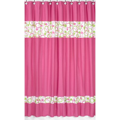 DENY Designs Bianca Green Shower Curtain | Wayfair