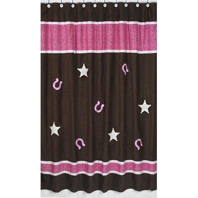 Buy Low Price JoJo Designs Cowgirl Western Shower Curtain