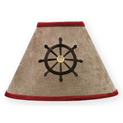 Pirate Treasure Cove 10 Latex Free Empire Lamp Shade